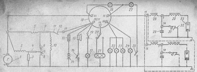 Электронное реле зарядки 6v